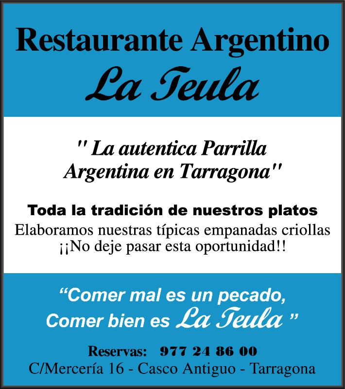 Restaurante Argentino The Teule