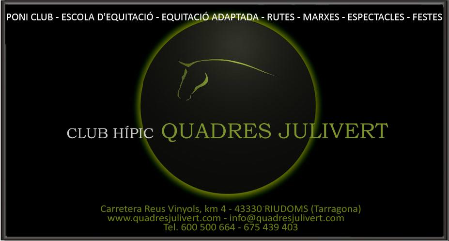 Club Hípic Quadres Julivert